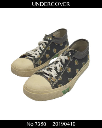 UNDERCOVER / MAD Hamburger Sneaker / 7350 - 0410 86