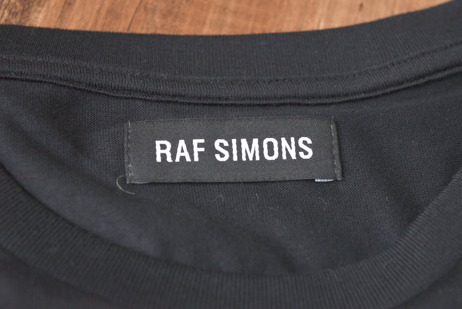 RAF SIMONS / Archive Graphic Cutsew / 7362 - 0412 58.5
