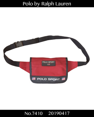 POLO SPORT / Waist & Shoulder Pouch Bag / 7410 - 0417 47.5