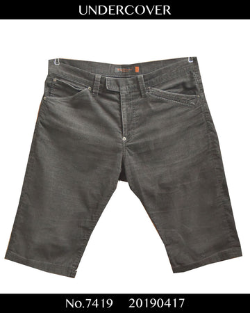 UNDERCOVER / Denim Short Pants / 7419 - 0417 53