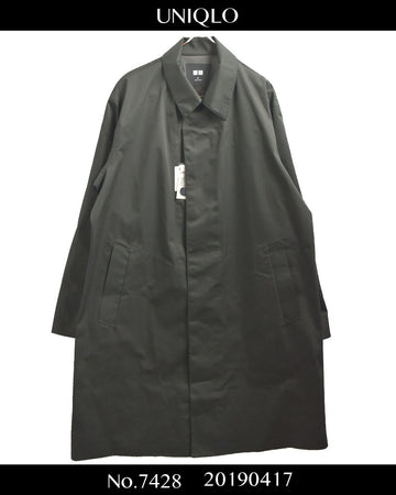 UNIQLO / Block Tech Jacket Coat / 7428 - 0419 58.5