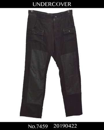 UNDERCOVER / Patchwork Bush Pants / 7459 - 0422 113.5