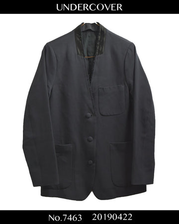 UNDERCOVER / Reversible Tailored Jacket / 7463 - 0422 133.289