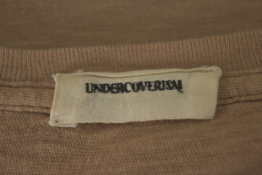 UNDERCOVER / Graphic Pocket Cutsew / 7467 - 0422 59.765
