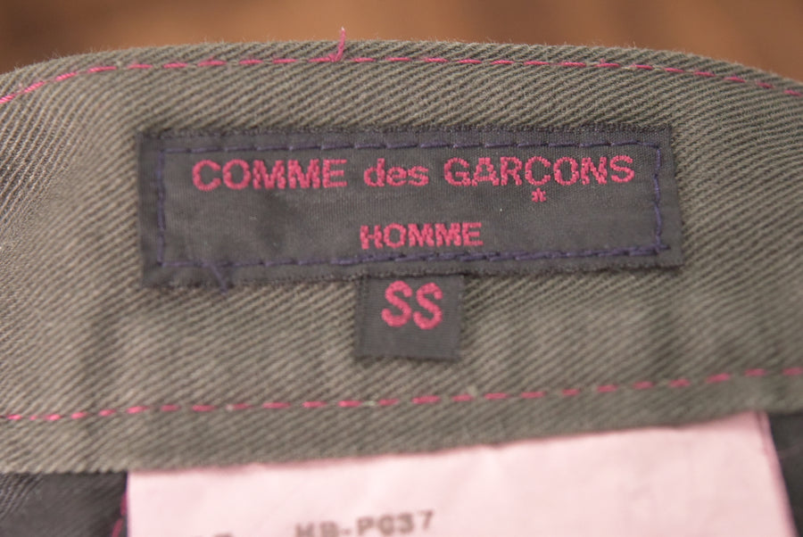 COMME des GARCONS HOMME / Brown Chino Pants / 7485 - 0424 49.26
