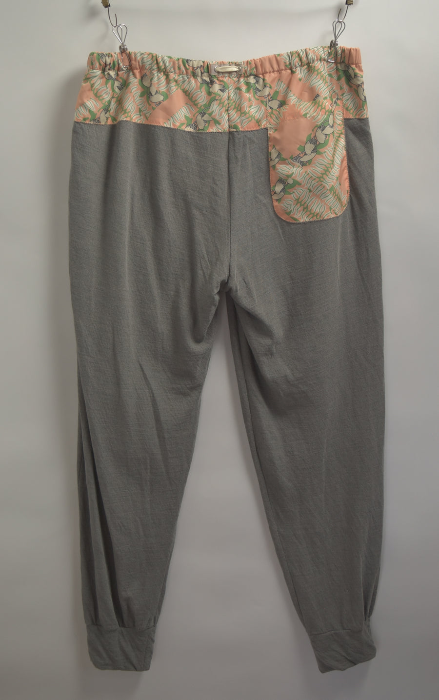 kolor / Hybrid Cropped Pants / 7545 - 0429 75