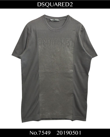 DSQUARED / Logo Print T-shirt / 7549 - 0501 47.5