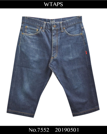 WTAPS / Denim Short Pants / 7552 - 0501 64