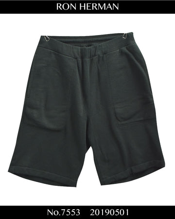 Ron Herman / Sweat Short Pants / 7553 - 0501 58.5