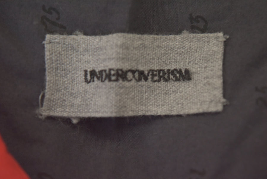 UNDERCOVER / Vivid Color Cleric Shirt / 7586 - 0503 75