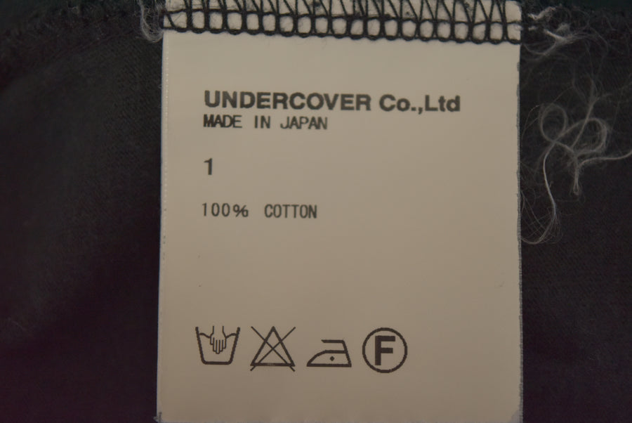 UNDERCOVER / 《T》 Print Graphic Cutsew / 7585 - 0503 75