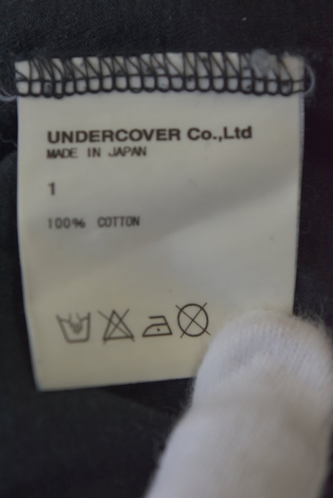 UNDERCOVER / Sid Vicious Graphic Cutsew / 7598 - 0506 64.55