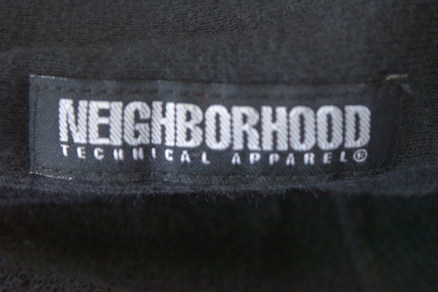 NEIGHBORHOOD / Hooded Nel Shirt / 7599 - 0506 80.5