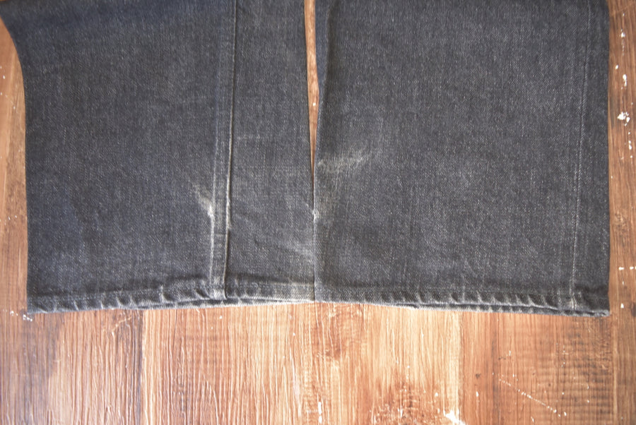NUMBERNINE / Black Denim Pants / 7615 - 0506 54.012
