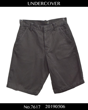 UNDERCOVER / Work Short Pants / 7617 - 0506 74.01