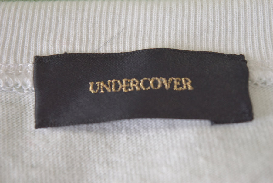 UNDERCOVER / 《 IMPROVISATION CONCEPTS 》Graphic Oversize Cutsew / 7627 - 0506 207