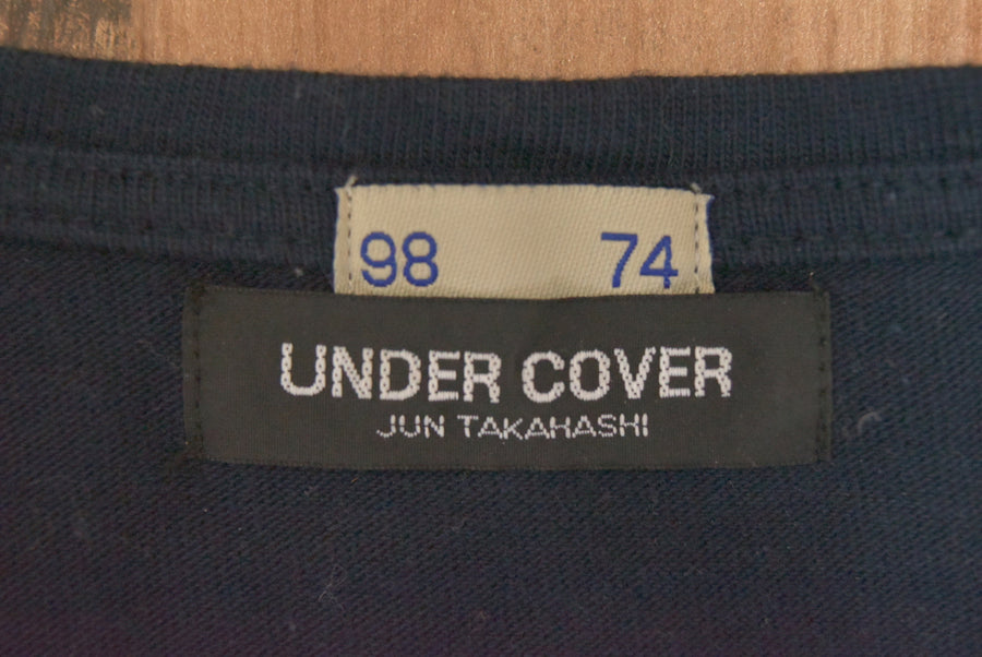 UNDERCOVER / Distortion Graphic Border Cutsew / 7635 - 0508 68.455