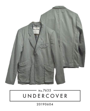 nonnative / Outdoor Tailored Jacket / 7636 - 0508 53
