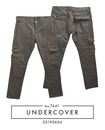 UNDERCOVER / Cargo Cropped Pants / 7641 - 0508 118.802