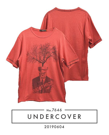UNDERCOVER / Jun Takahashi Collage Cutsew / 7646 - 0508 57.4