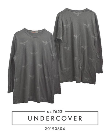 UNDERCOVER / Devil Graphic Cutsew / 7652 - 0508 144.3