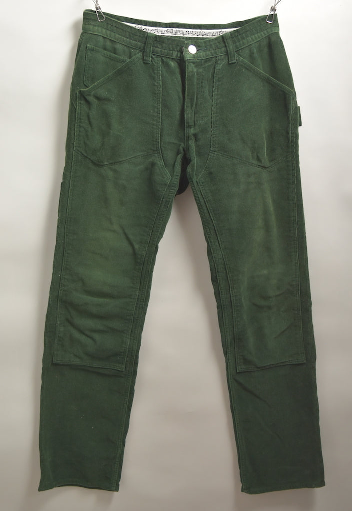 NUMBERNINE / Corduroy Painter Pants / 7654 - 0508 58.5