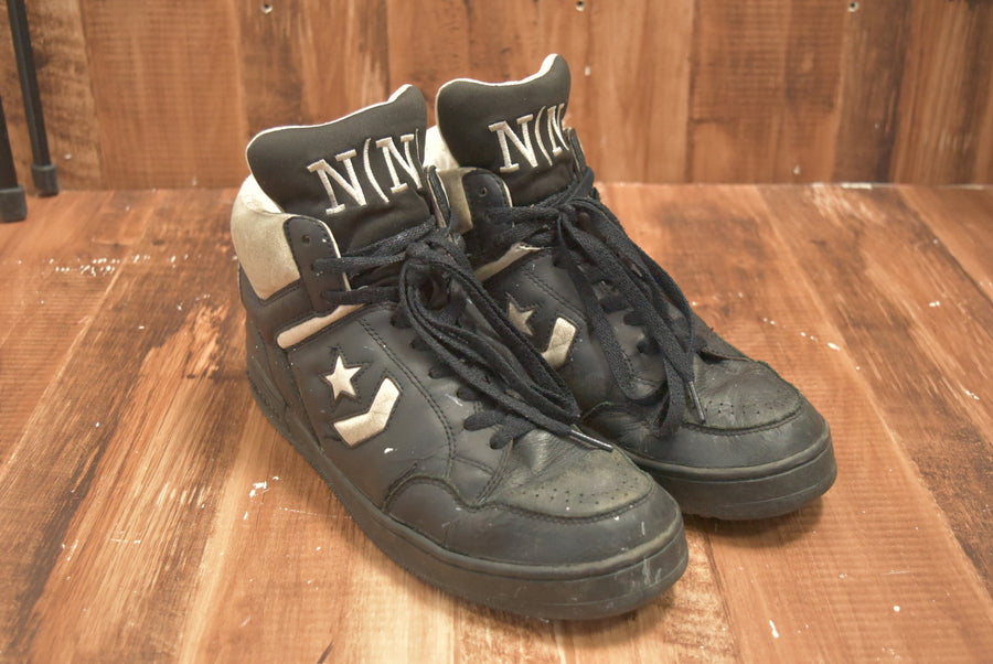 NUMBERNINE / 《 Welcome to the shadow 》 × Converse Weapon Rose Hi-cut Sneaker / 7659 - 0508 102.5