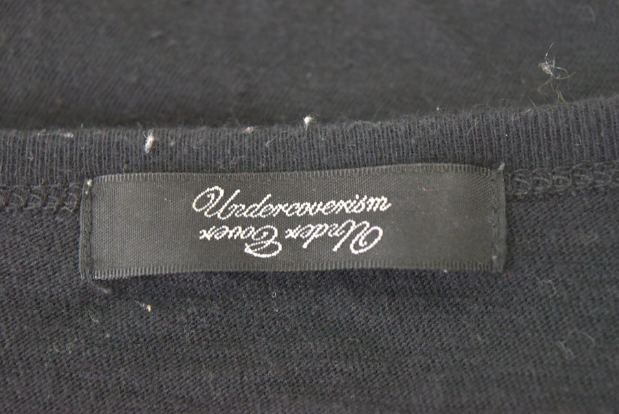 UNDERCOVER / Border Patchwork Cutsew / 7694 - 0513 67.916