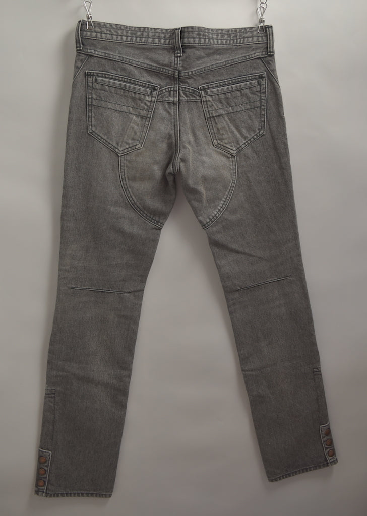 NUMBERNINE / Work Darts Denim Pants / 7709 - 0513 58.5