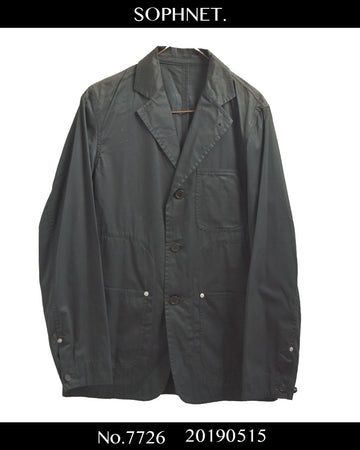 SOPHNET. / Work Tailored Jacket / 7726 - 0515 57.4