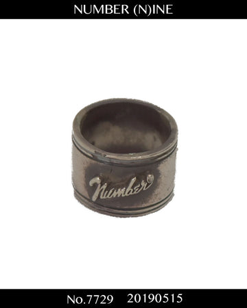 NUMBERNINE / Fender Logo Ring / 7729 - 0515 67.3