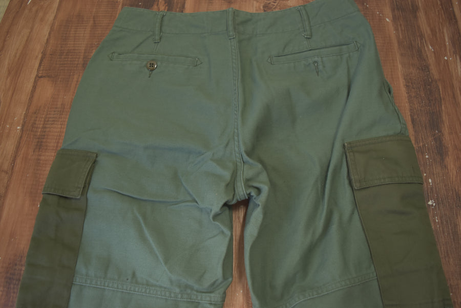Engineered Garments / Rebuild Military Cargo Pants / 7743 - 0517 75