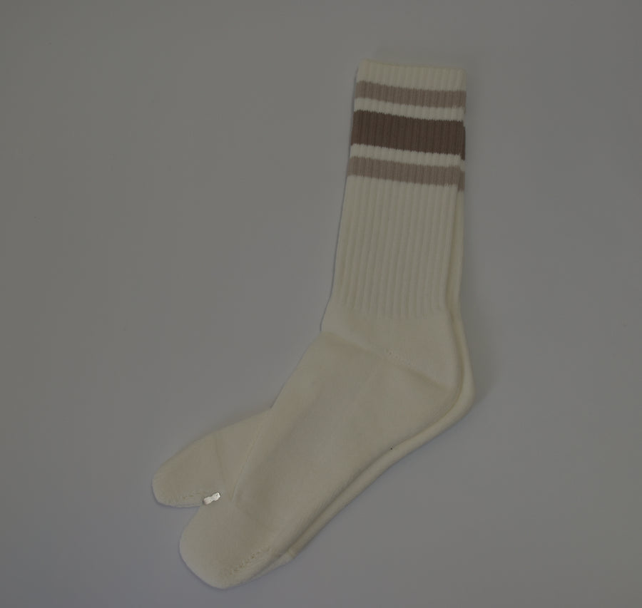 NUMBERNINE / Sporty Line Socks / 7748 - 0517 37.6