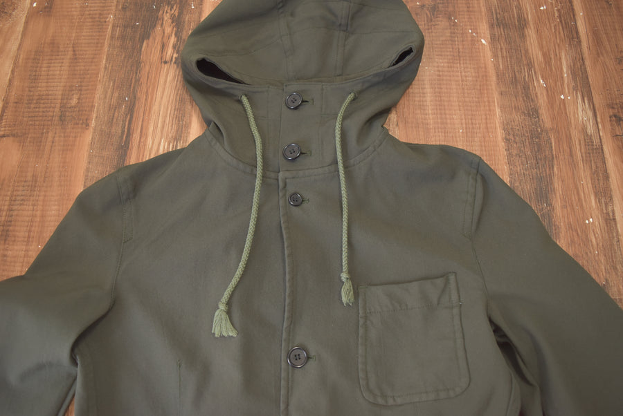 COMME des GARCONS SHIRT / Military Hooded Jacket / 7763 - 0520 81.93