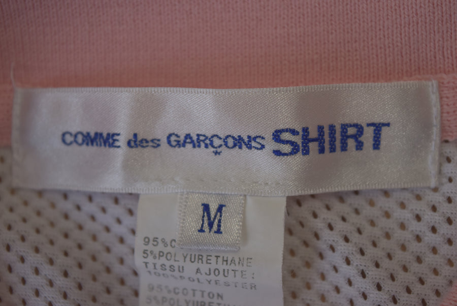COMME des GARCONS SHIRT / Numbering Polo Shirt / 7767 - 0520 65.1