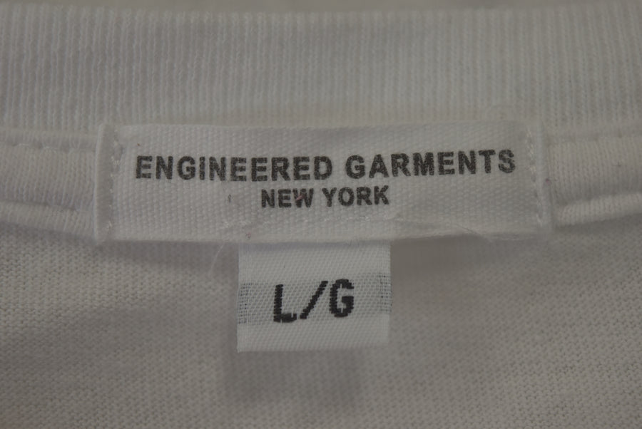 Engineered Garments / Fish Pocket Cutsew / 7791 - 0524 50.8
