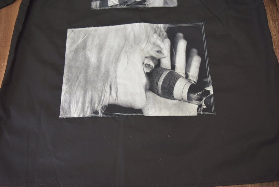 SOLOIST / Charles Peterson Photo Print Shirt / 7793 - 0524 212.5
