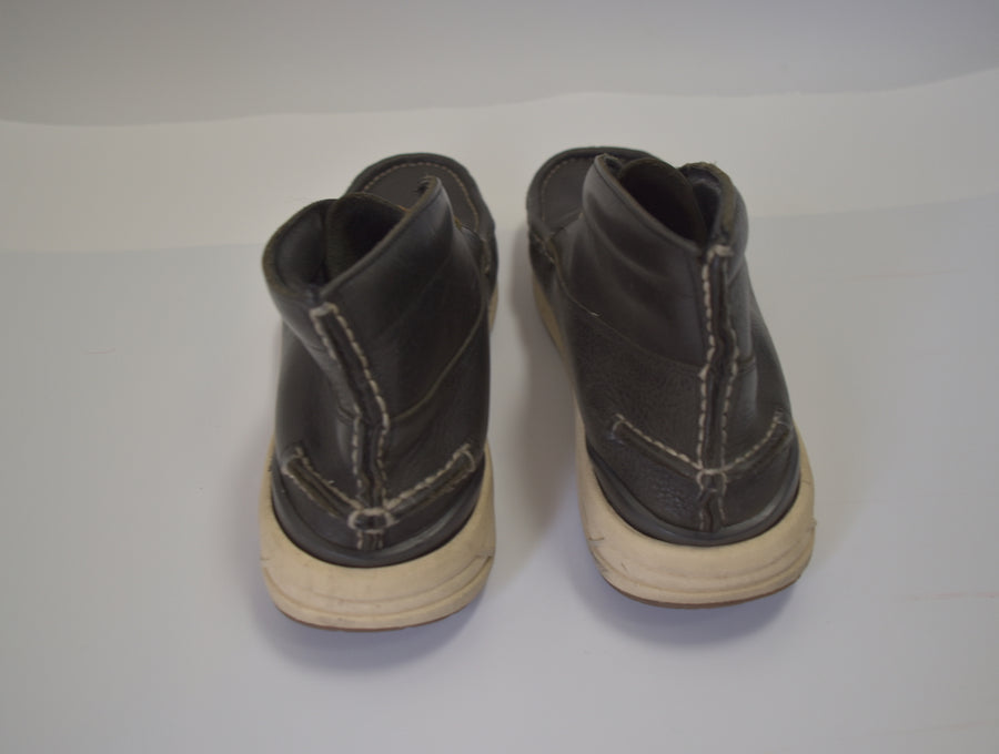 visvim / Leather Moccasin Boots / 7806 - 0524 71.7