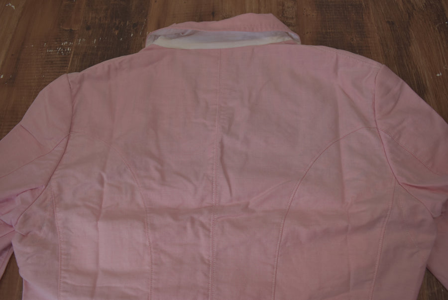 JUNYA WATANABE MAN COMME des GARCONS / Pink Tailored Jacket / 7809 - 0527 114.6