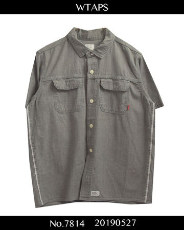 WTAPS / Oxford Work Shirt / 7814 - 0527 53