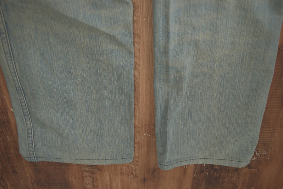 NUMBERNINE / Vintage Denim Pants / 7825 - 0527 69.5