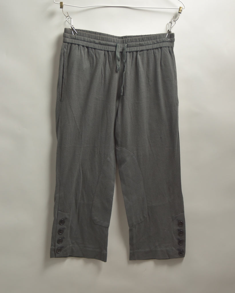 NUMBERNINE / Jersey Easy Pants / 7836 - 0529 65.1