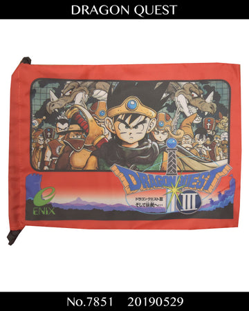 DRAGON QUEST / DRAGON QUEST Ⅲ Print Pouch / 7851 - 0529 31