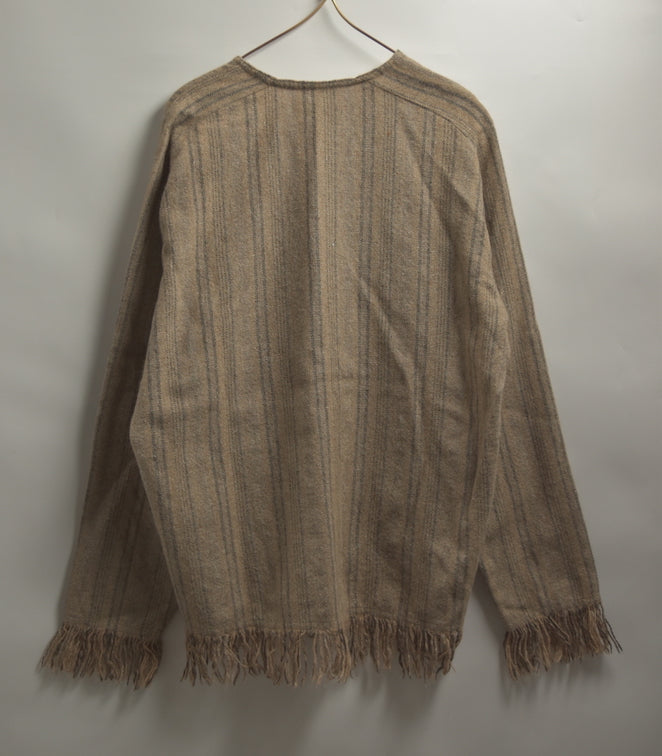 NEEDLES / Fringe Pullovet Shirt / 7857 - 0531 58.5