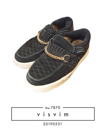 visvim / Gold Chain Lofer / 7870 - 0531 72.8