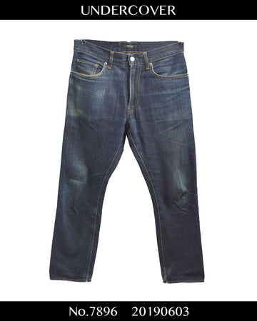 UNDERCOVER / Indigo Denim Pants / 7896 - 0603 75