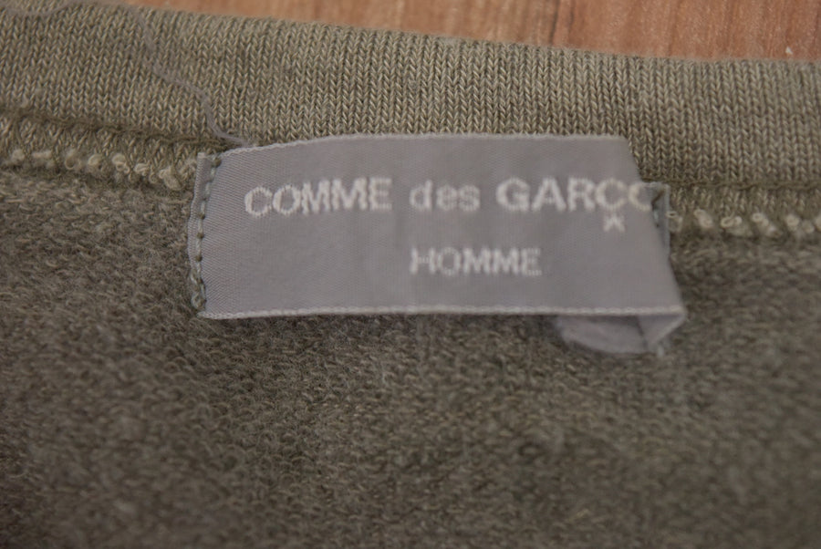 COMME des GARCONS HOMME / Knit Sleeve Cutsew / 7907 - 0605 47.5