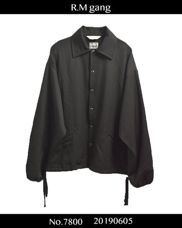 R.M gang / Weatern Coach Jacket / 7910 - 0605 135.5