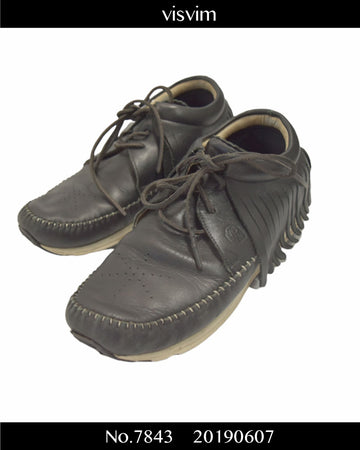 visvim / 《 FBT 》 Fringe Leather Sneaker / 7943 - 0607 176.86