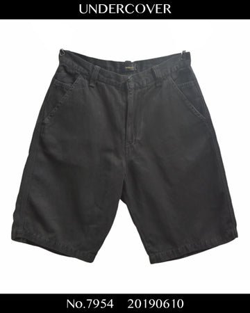 UNDERCOVER / Lyric Patchwork Short Pants / 7954 - 0610 69.5